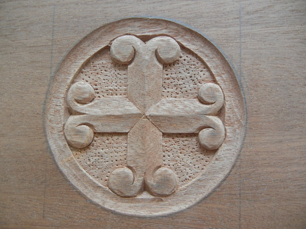 Carving a Cross in a Circle - Introduction