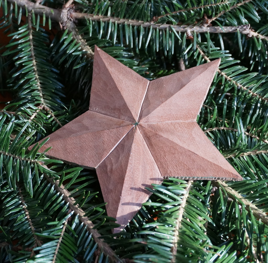 Carving a Christmas Star - Introduction