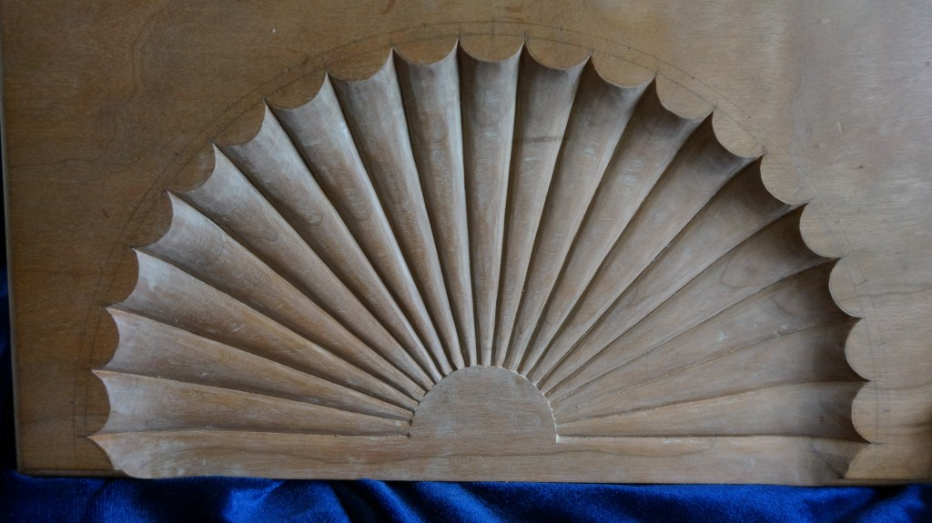 Carving a Queen Anne Fan - Introduction