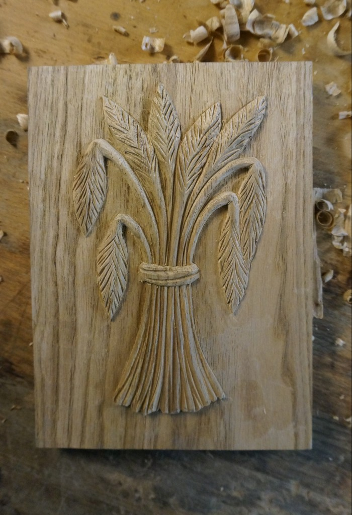 Carving a Rice Sheaf - Introduction