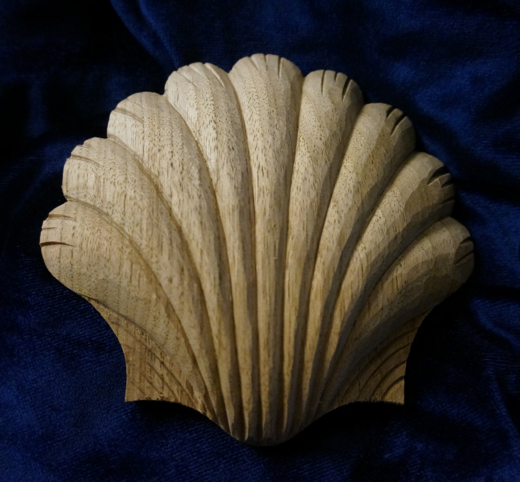 Carving a Convex Scallop Shell - Introduction