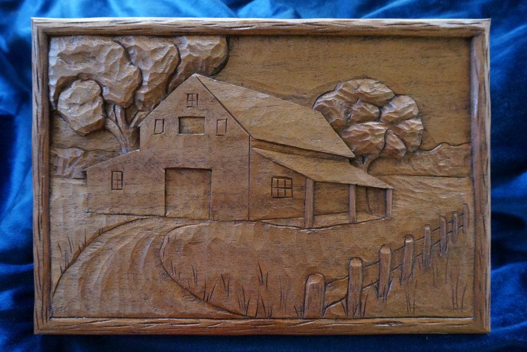 Carving a Country Scene - Introduction