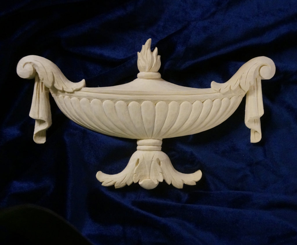 Carving a Classical Lamp - Introduction