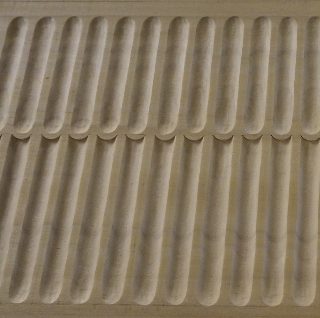 Carving a Fluted Panel - Introduction
