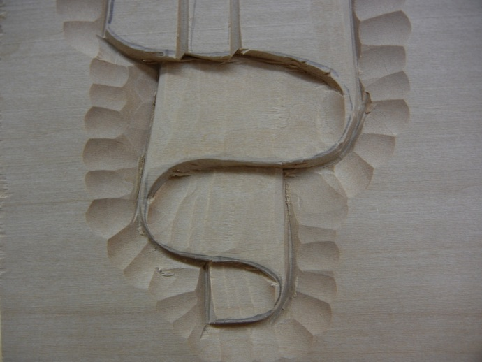Linenfold Carving - Drapery Style - Introduction