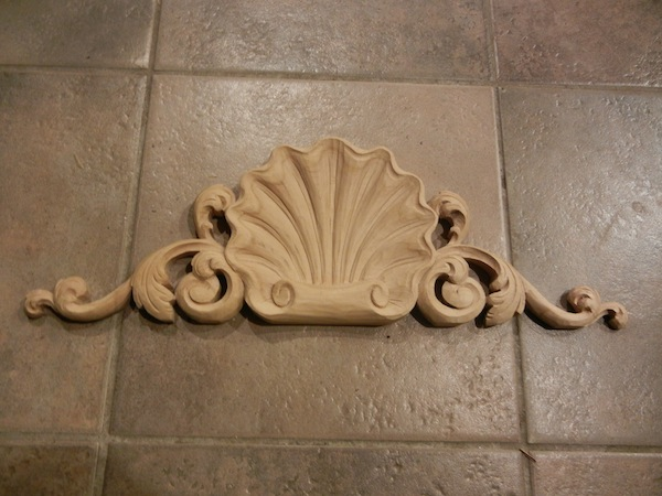 Carving a Shell and Acanthus Leaf Design - Introduction
