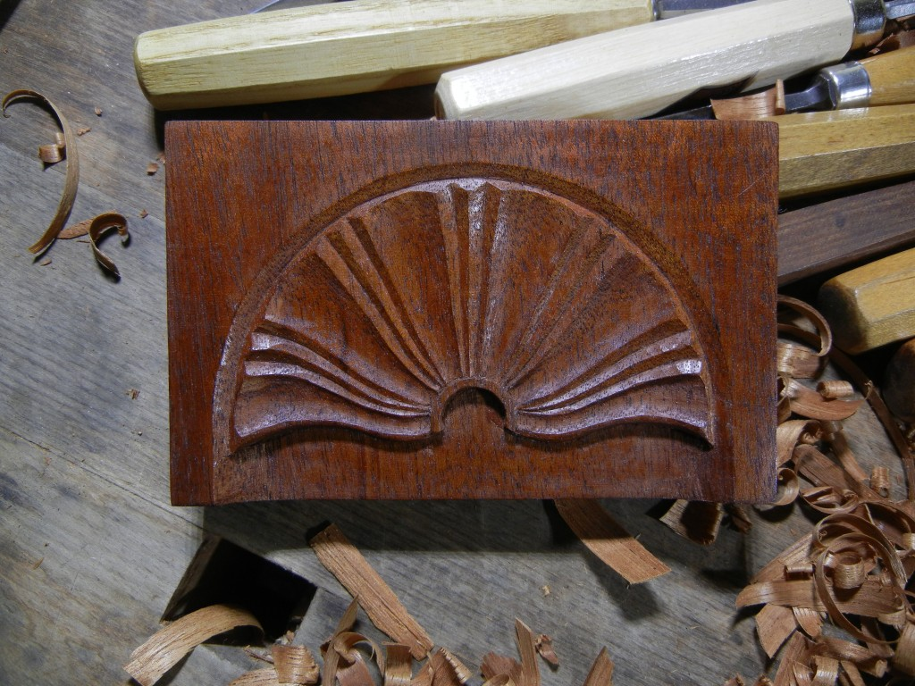 """Carving a Concave Shell with """"V"""" Radials - Introduction"""