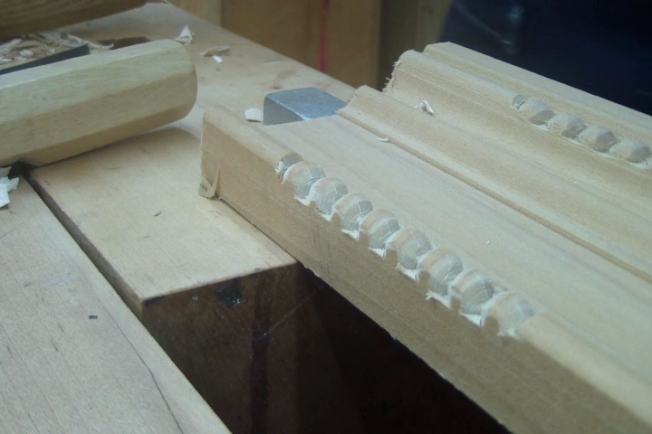 Carving Bead Molding - Introduction