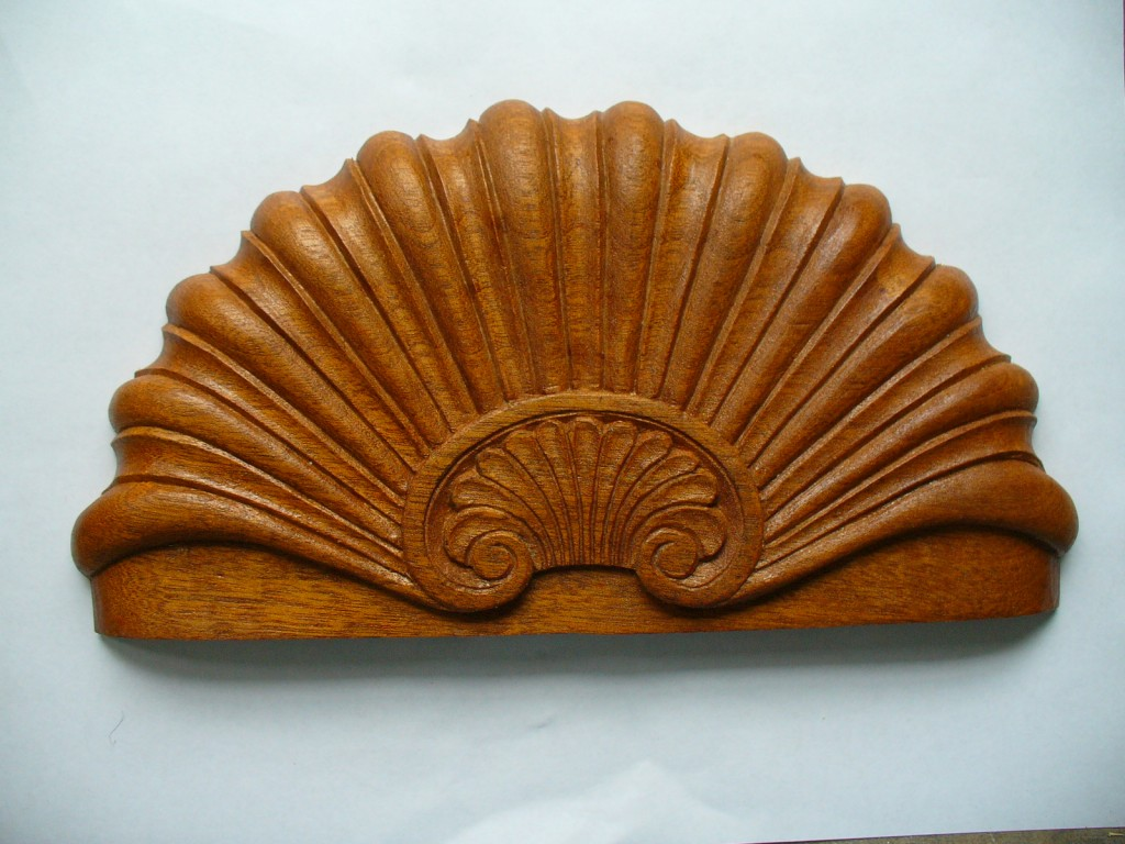 Carving the Convex Newport Shell - Introduction