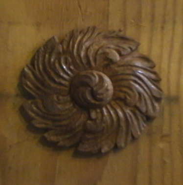 Carving a Classical Rosette - Introduction