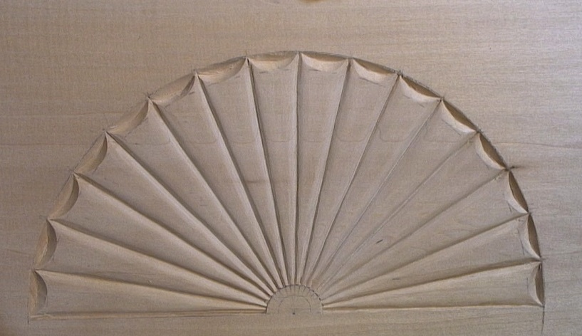 Carving a Traditional Fan - Introduction