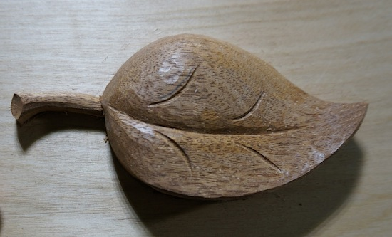 Carving a Simple Leaf - Beginner Lesson #14 - Introduction
