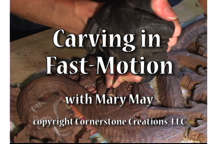 Carving in Fast-Motion - Introduction